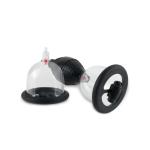 Помпы для сосков с вибрацией Vibr Nipple Pleasure Cups Black
