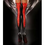 Чулки со шнуровкой Lolitta Lacing Stockings