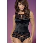 Комплект Obsessive Miamor corset