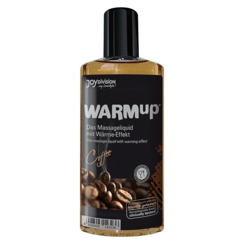Масажне масло Warmup кави, 150 мл