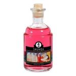 Возбуждающее масло для массажа Shunga Клубничное вино, 100 мл
