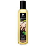 Органическое массажное масло Shunga Massage Oil Organic Шоколад, 170 мл