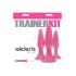 Комплект анальных пробок Sliders Trainer Kit