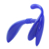Анальная пробка Apollo Prostate Probe Blue
