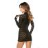 Маленьке мереживне чорне плаття Fantasy Lingerie, Os