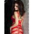 Mini Dress S / M (RED)