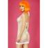 Біле сітчасте міні платьеце Chilirose, S / M