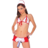 Страпон Naughty Nurse, 19Х4,5 см