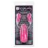 Затискачі для сосків Vibrating Nipple Pleasurizer Pink