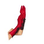 Атласні рукавички