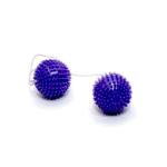 Вагинальные шарики Girly Giggle, 3 см