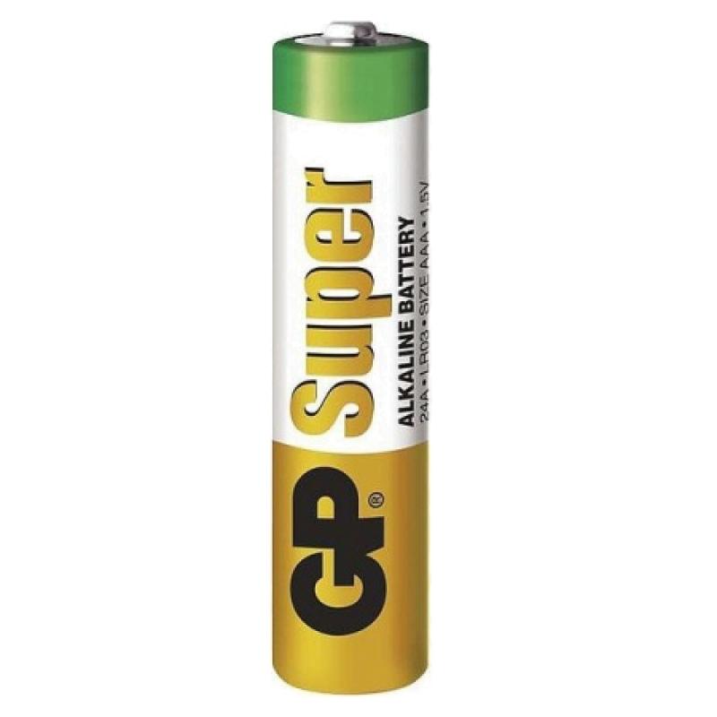 Батарейка GP Super 24 AAA