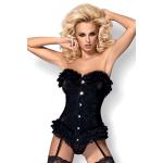 Еротичний комплект Obsessive Baletti corset