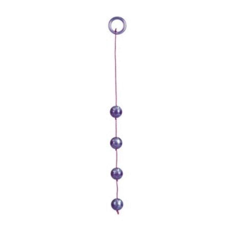 """Анальні кульки """"Acrylite Beads Large"""", 2,5 см"""
