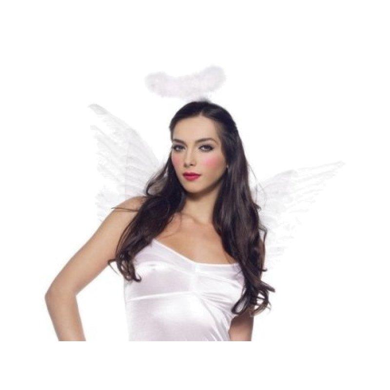 Крылья и нимб ангелочка