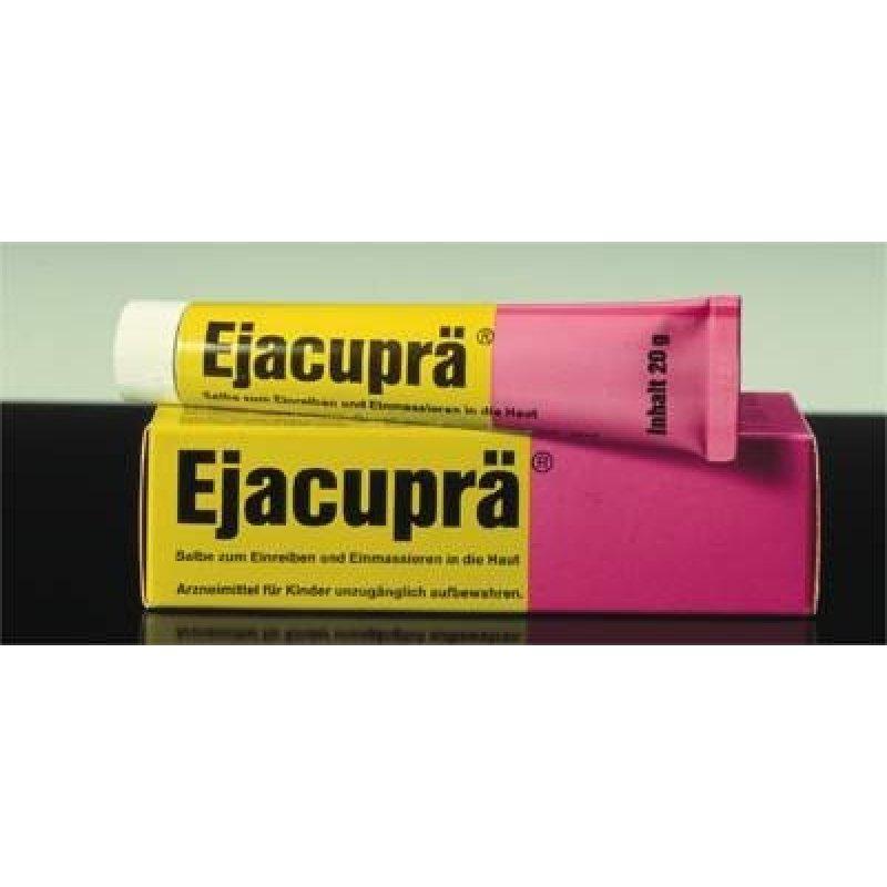 Мазь для чоловіків Ejacupra