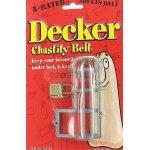 """Чоловік пояс вірності """"Decker Chastity Belt"""""""
