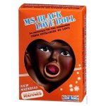 Секс-кукла Африканочка