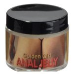 """Анальная смазка на масляной основе """"Golden Girl Anal Jelly"""", 142 мл"""