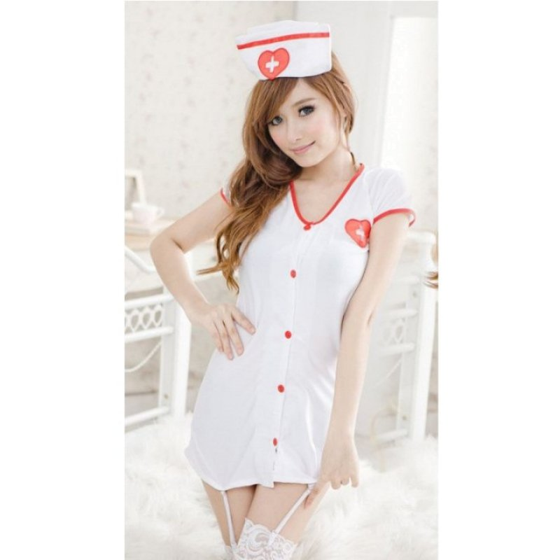 Комплект сексуальной Медсестры