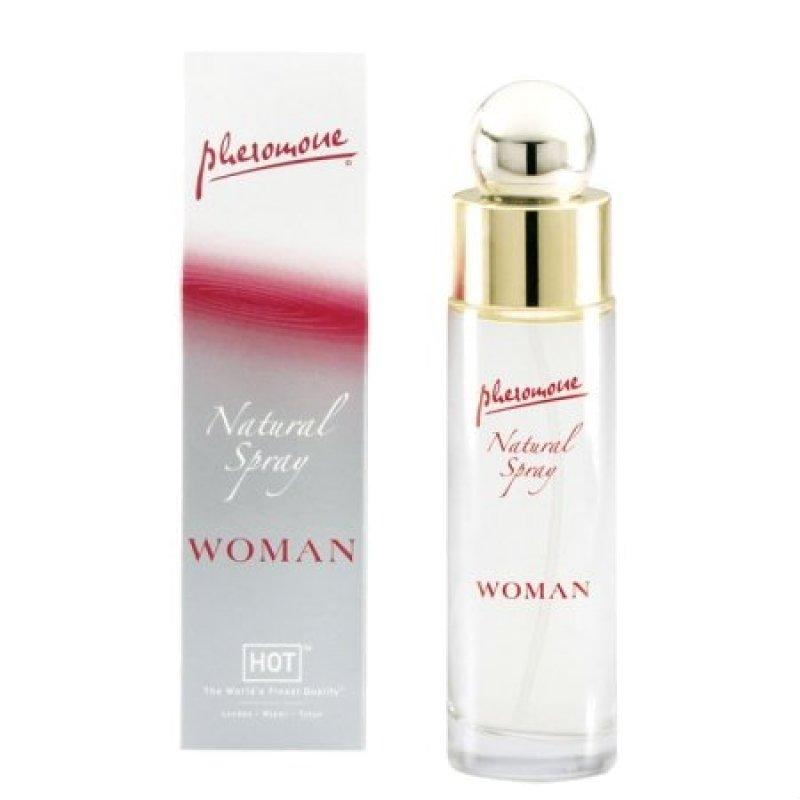 Жіночий спрей з феромонами HOT, 45 мл