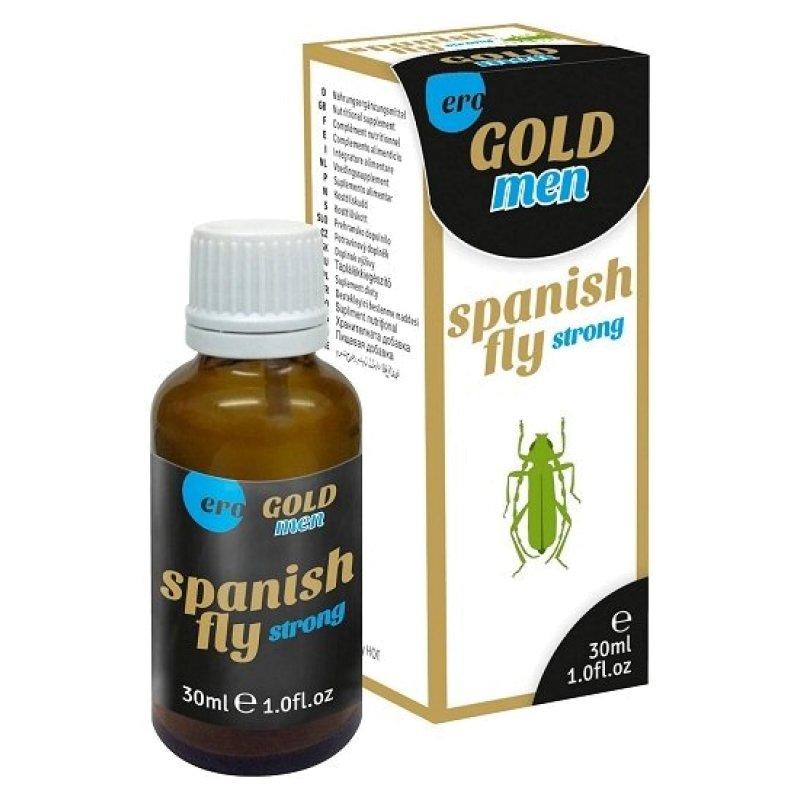 Возбуждающие капли для мужчин Spanish Fly Gold, 30 мл