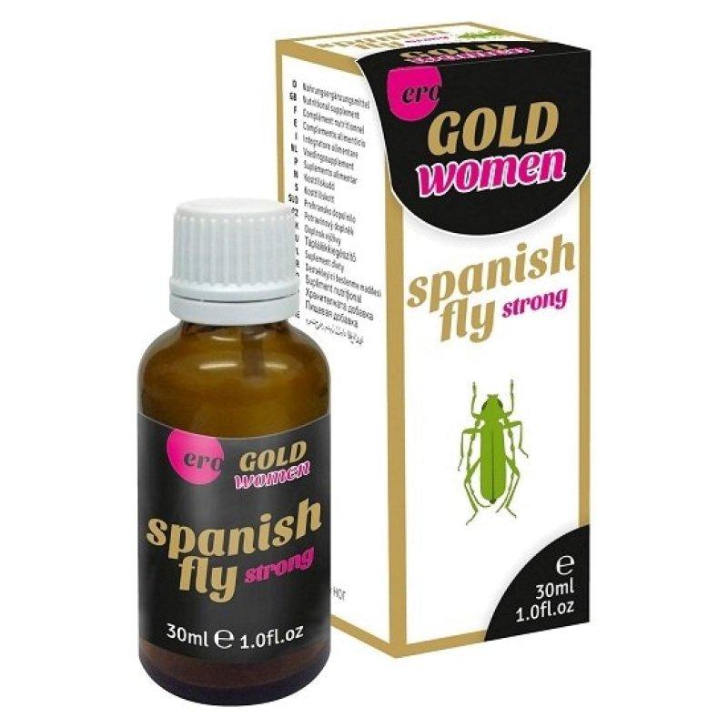 Возбуждающие капли для женщин Spanish Fly Gold, 30 мл