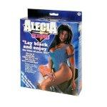 Кукла-негритянка Alecia
