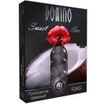 Оральные презервативы Domino Кокос