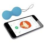 Вагинальные шарики, тренажер вагинальных мышц Gballs 2 App (Fun Toys)