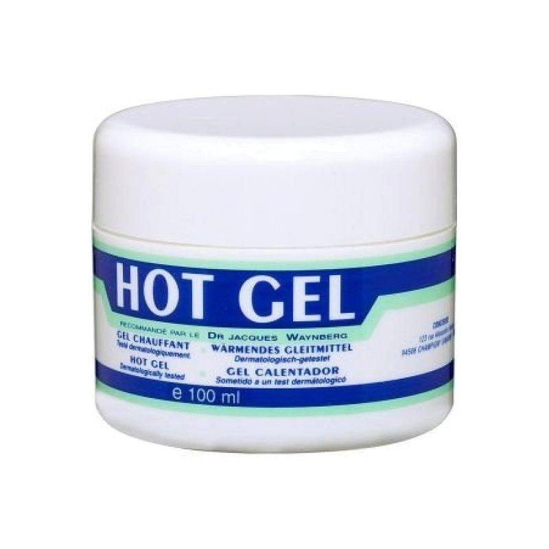 Лубрикант Hot Gel, разогревающий, 100 мл