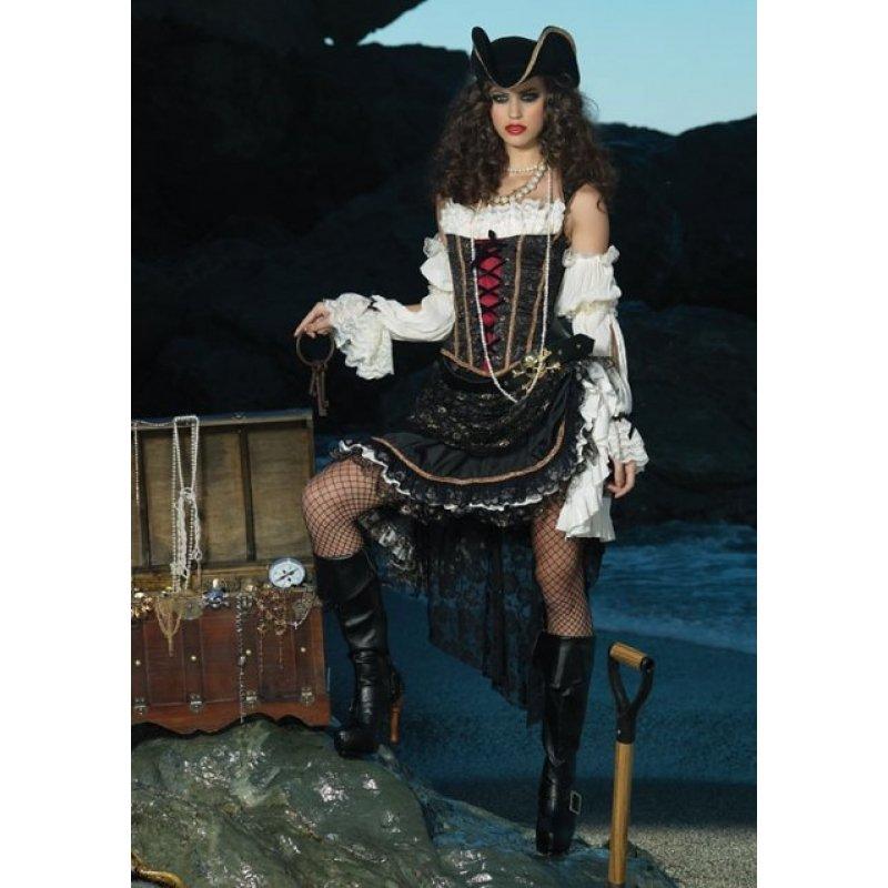 """Костюм """"Пиратка"""" из серии DeLuxe"""
