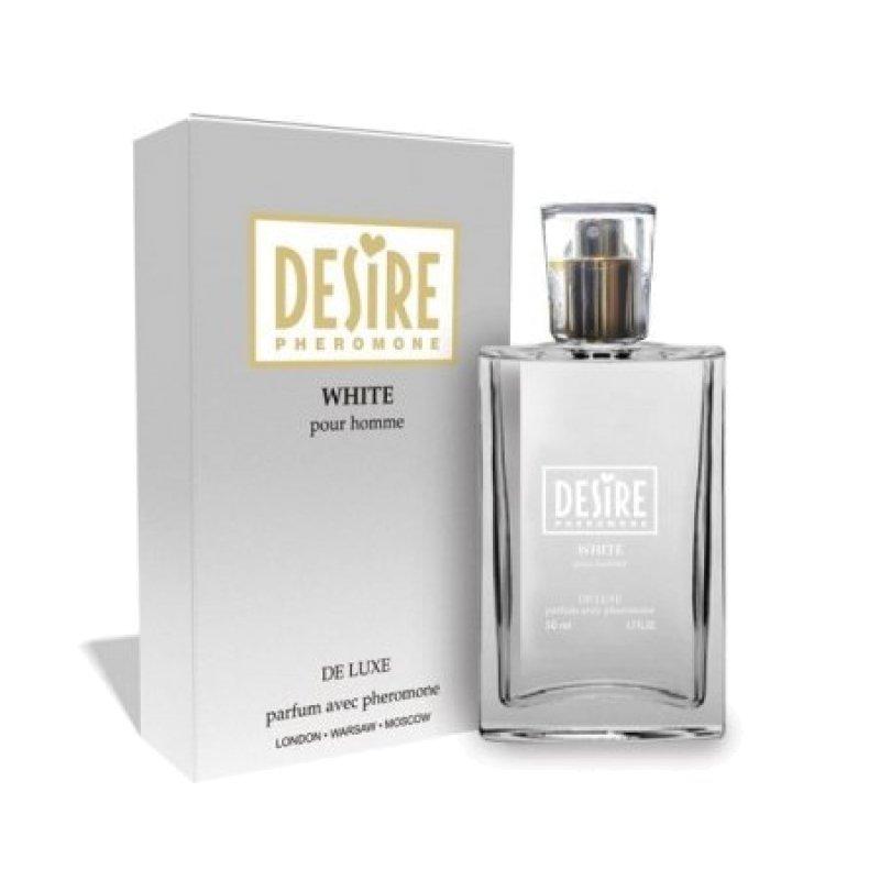 """Мужские духи """"Desire White"""", 50 мл"""