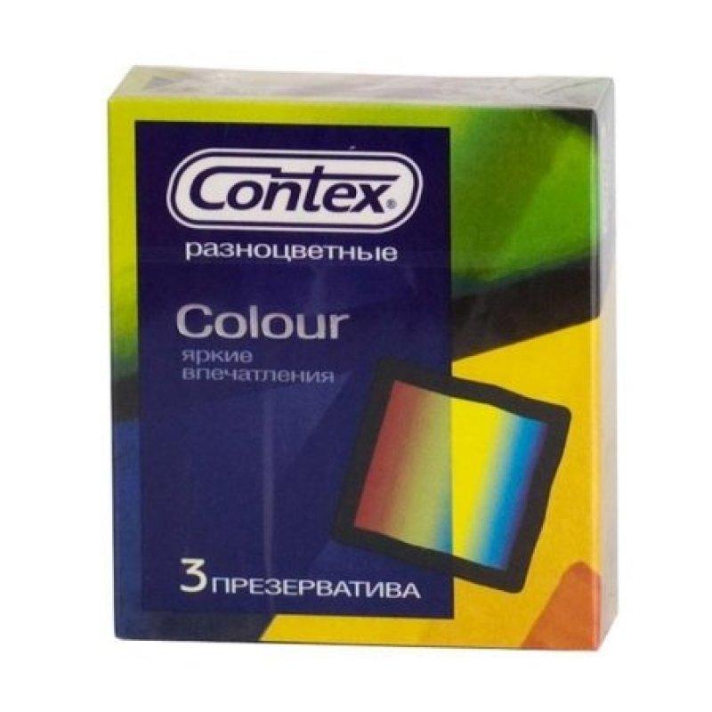Презервативи Contex «Colour»
