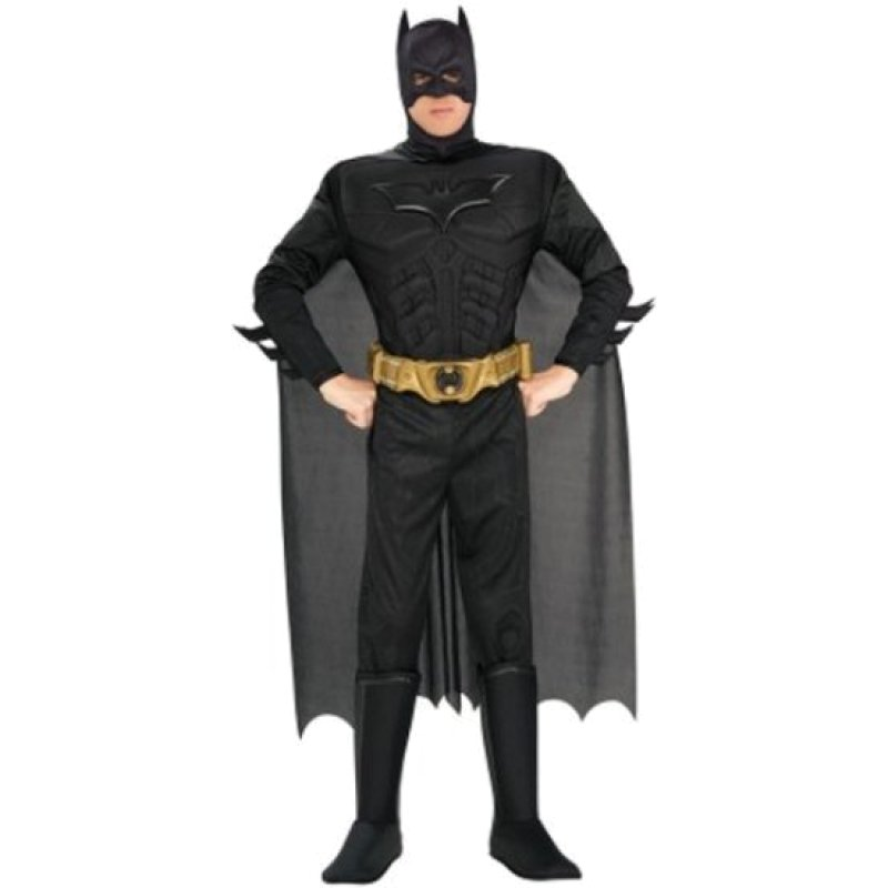 Batman Outfit For Adults